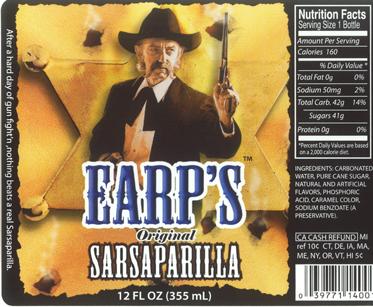 Earp's Sarsaparella