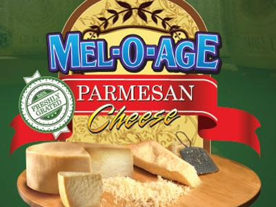 Mel-O-Age Parmesan Cheese