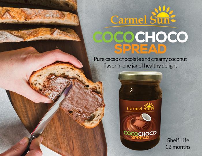 Carmel Sun Coco Choco Spread