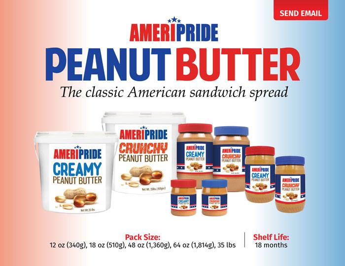 AmeriPride Peanut Butter